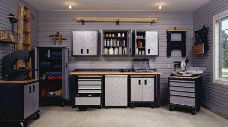 Optimiser le rangement dans un garage - Multiservice rénovation neuf